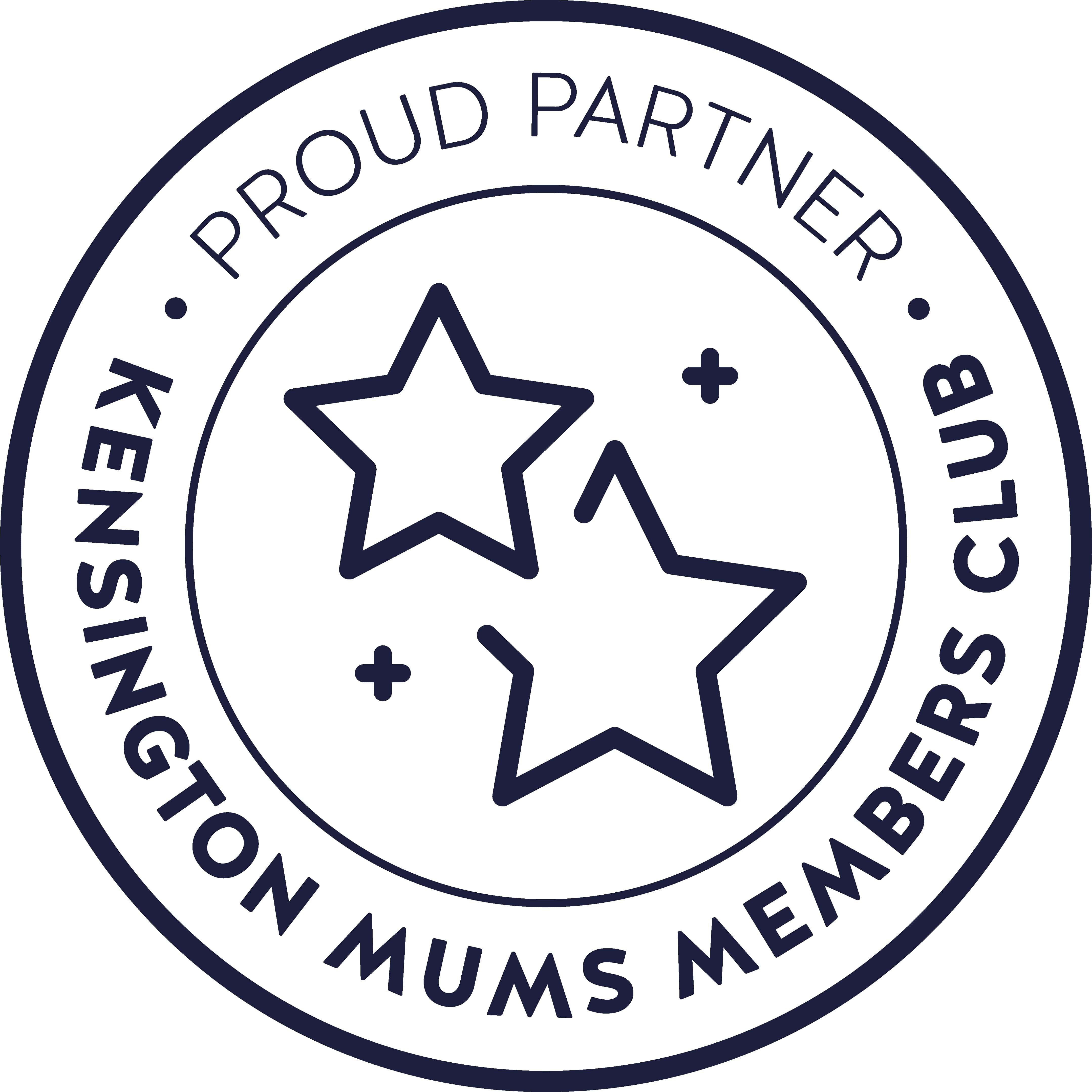 Members Club Partners Icon Navy