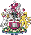 Uni Westminster Coat of Arms