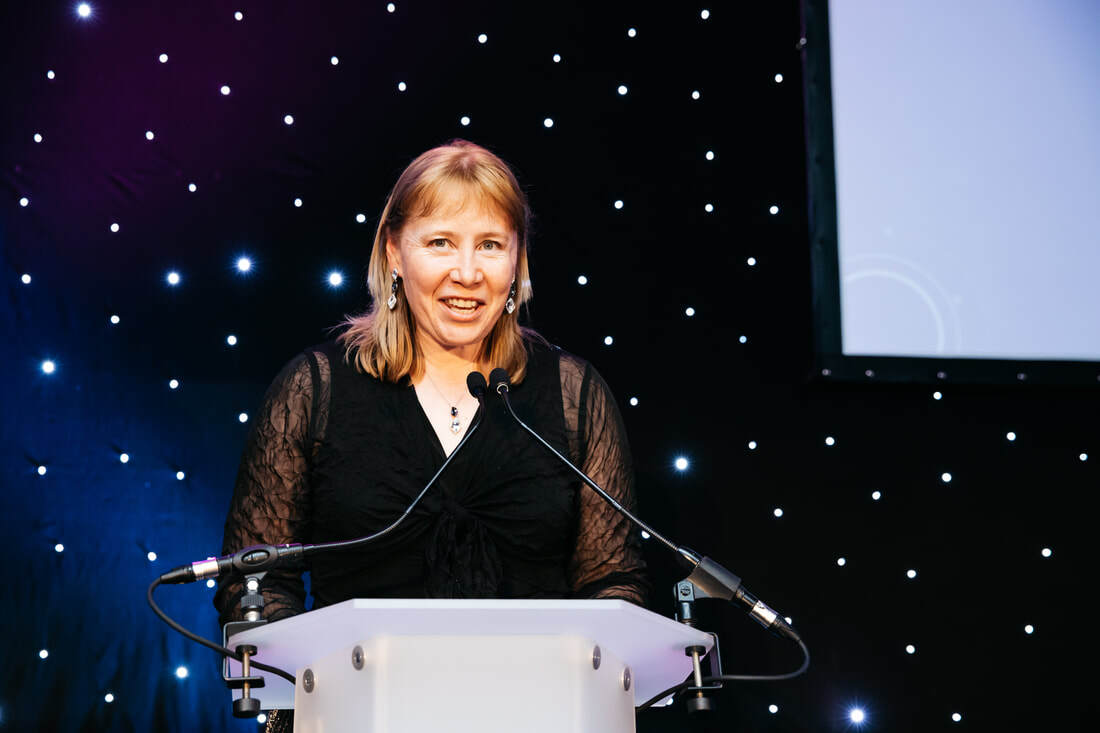 Encouraging girls in STEM learning - an interview with Dawn Childs