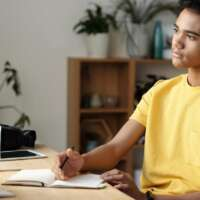 Teenager online tuition